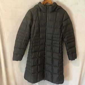 The North Face Metropolis Hooded Parka 2 Jacket TNF Black Women's Size Large